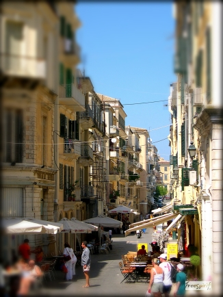 Strada @ Corfu